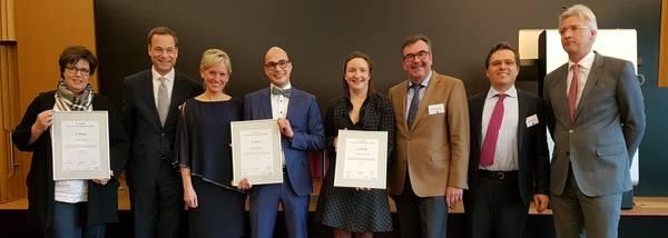 Kanzlei-Gründerpreis 2016